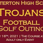 Summer Golf Outing for Football