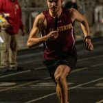 Boys Track Defeats LaPorte and Falls to CP