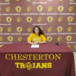 Kaitlyn Carr Signs With Manchester University