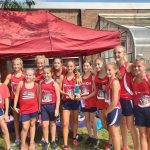 Lewis Cass Jr. High Girls Cross Country wins Maconaquah Invitational