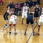 Boys Varsity Basketball beats Southwood on the road Saturday Night