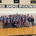 Good Luck Lewis Cass Wrestlers at Sectional today