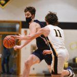 Boys Varsity Basketball beats Pioneer 43 – 35