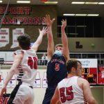 Boys Varsity Basketball falls to Logansport 44 – 36 in defensive battle