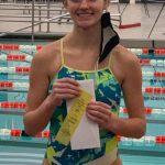 Congratulations Liberty Scott on advancing to Diving Regional!