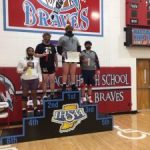 Congrats Nathaniel Moss – qualifying for Wrestling Semi-State!