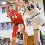 Boys Varsity Basketball falls to Western 62 – 39