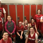 Girls 6th Grade Basketball Competes in Walkerton Tournament