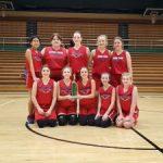 Girls 7th Grade Basketball beats Eastern 34 – 13