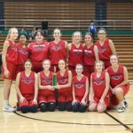 Girls 8th Grade Basketball beats Eastern Jr & Sr 34 – 15