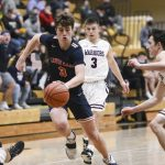 LCK Boys Varsity Basketball opens Sectional with 38 – 22 Victory