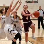 Girls Bball vs Sibley East - 12/3/19