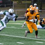 Section Football vs. Rockford 10/27/18
