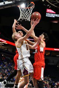 2018 State Basketball vs. Minnehaha Academy