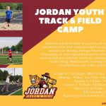 Update- Youth Track & Field summer camp info