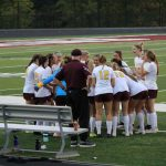 Soccer (Varsity - Girls) @ New Prague 09/15/20