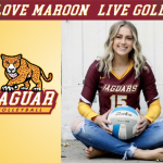 Love Maroon Live Gold Athlete of the Week