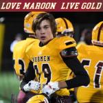 Love Maroon Love Gold Athlete of the Week