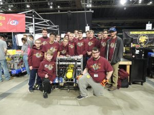 JHS Robotics 2020 Season