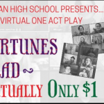 Watch Jordan One Act Play from home this weekend!