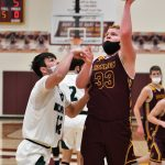Bbball vs. Holy Family 2-2-21