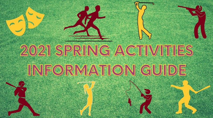 Spring Activities Information