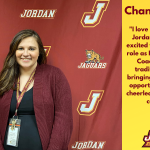Chania Ruehling Announced as new Cheer Coach!