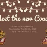 Cheer Info Meeting- Meet the new coach!