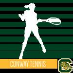Girls Varsity Tennis beats St James 7 – 0