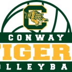 How to purchase and use an online ticket for a Conway Tiger Volleyball game