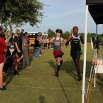 Cross Country Finishes with two All-Region Performances