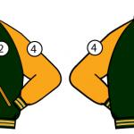 Varsity Letterman Jacket Sizing