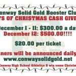 Christmas Cash!!