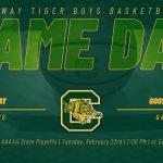 Game Day – Round 1 Class AAAAA State Playoffs