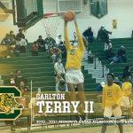 Congratulations Carlton Terry II!