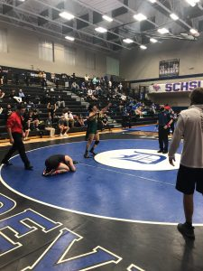 2020 – 2021 Individual Class AAAAA State Wrestling Tournament