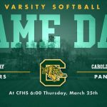 GAME DAY Conway vs. CFHS Softball