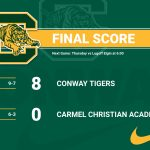 Miles Feldner Throws No Hitter for Conway Baseball