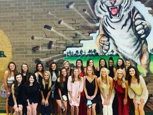 Conway High Cheer Sports Banquet 2020-2021