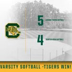 Conway Softball Wins Over Sumter