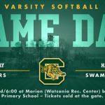 Conway Softball GAMEDAY