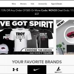 Troy High School Online Spirit Store