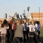 Girls Lacrosse Zoom Meeting