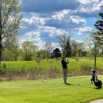 TROY COLTS Varsity Golf beats Everest Collegiate 172 – 195