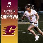 Jozy Allen commits to D1 CMU!