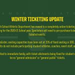 Winter 2020 Spectator/Ticketing Procedures – Sycamore High School
