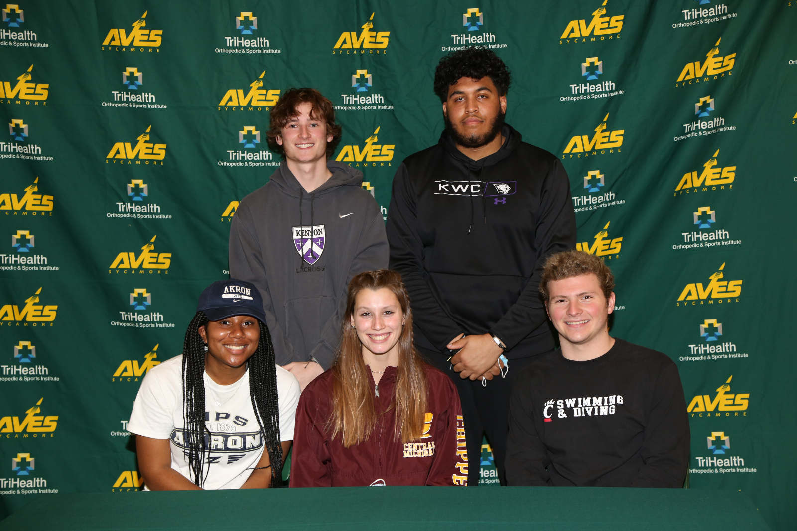 Sycamore Athletics Signing Day Ceremony – February 2nd, 2021