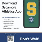Download the New 'Sycamore Athletics' App!