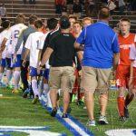 BHS Boys Soccer vs Cuyahoga Hts (8-23-17)