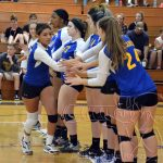 Girls Varsity Volleyball beats vs 												Clearview HS 0 – 3